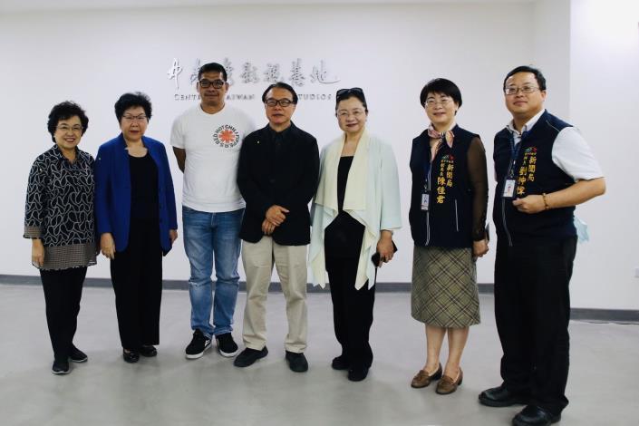 監察院教育及文化委員會參訪中臺灣影視基地