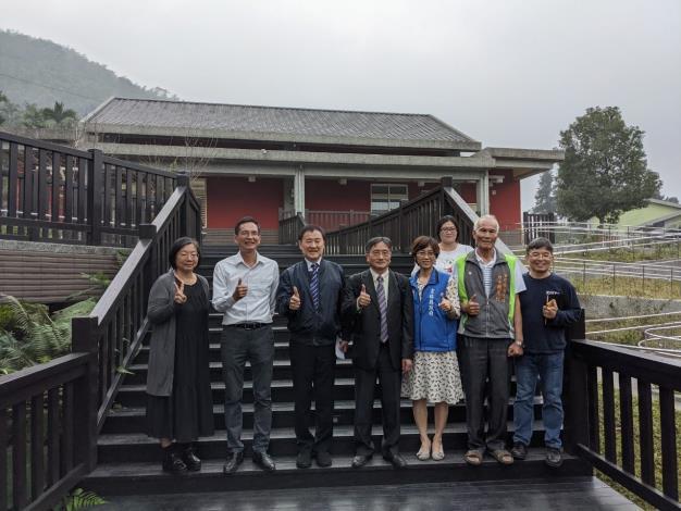 監察委員赴樟湖生態國民中小學瞭解實驗教育推行情形及目前面臨之困境