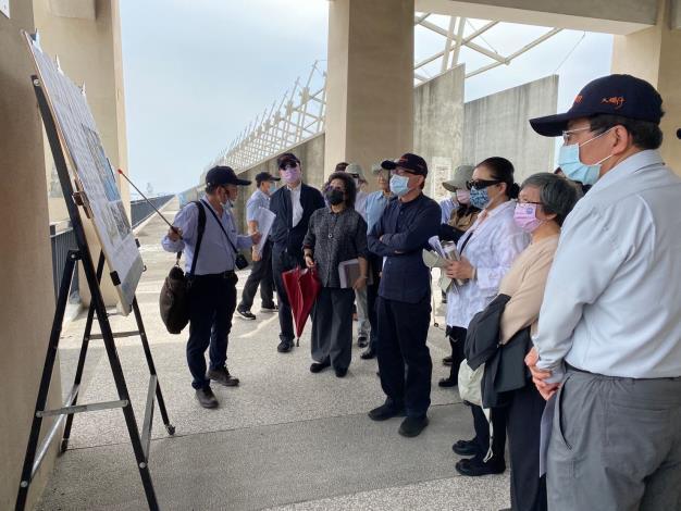 監察院交通及採購委員會110年2月23日巡察大鵬灣國際賽車場
