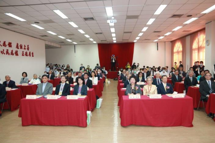 監察院建院90周年學術研討會開幕大合照2
