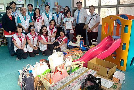 活04-監察院愛心列車開往新北市自閉症潛能發展中心