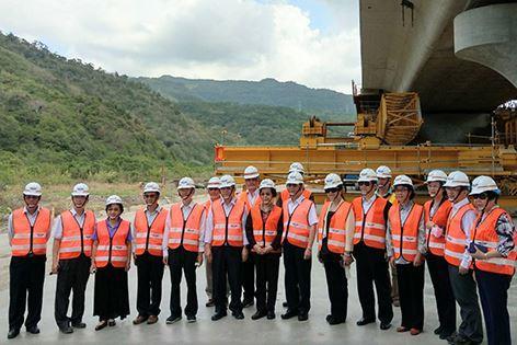 活01-監察院交通及採購委員會巡察國境之南 瞭解偏鄉公路建設