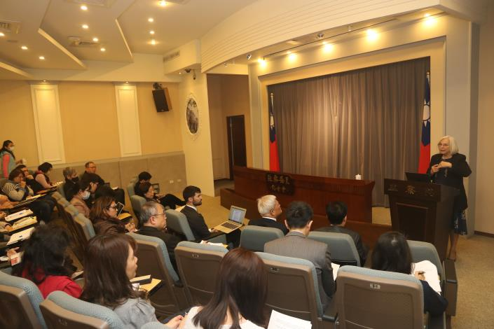 Speech at the Control Yuan.JPG