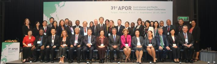 31st APOR Conference Successfully Concludes