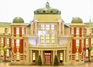監察院國定古蹟建築物模型